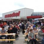 Flohmarkt in Altjührden (Maschal)