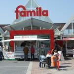 Flohmarkt in Brake (Famila)