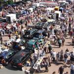 Sonntagsflohmarkt in OL-Wechloy