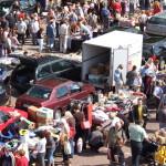 Erster Flohmarkt in Oldenburg-Wechloy am 26. März 2017