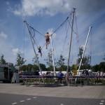 20 Jahre Flohmarkt in Wechloy am 10. Juli 2011