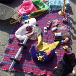 Flohmarktstand / Kinderstand